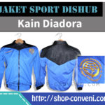Jaket Sport Dishub - Kan Diadora