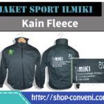 Jaket Sport ILMIKI - Kain Fleece