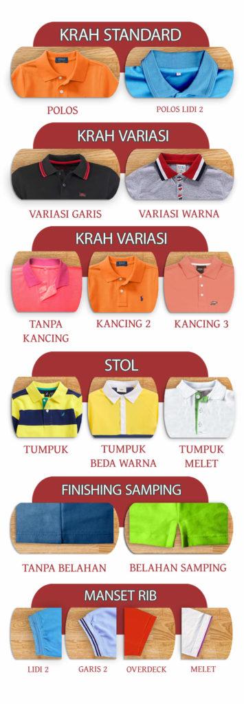 Info Penting Poloshirt
